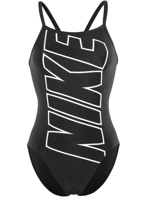 Nike Swim Lodge Racerback One Piece Women black